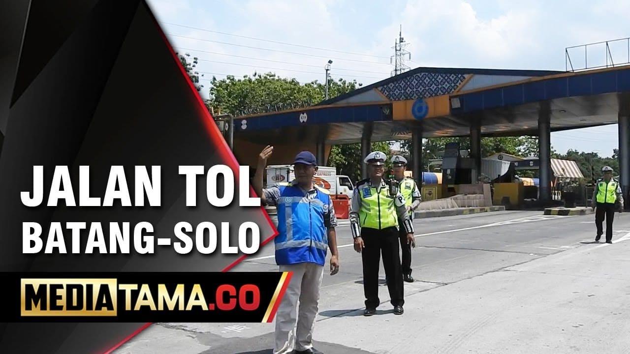 VIDEO: Jelang Peresmian, Pengerjaan Tol Batang-Solo Masih Terdapat Kendala