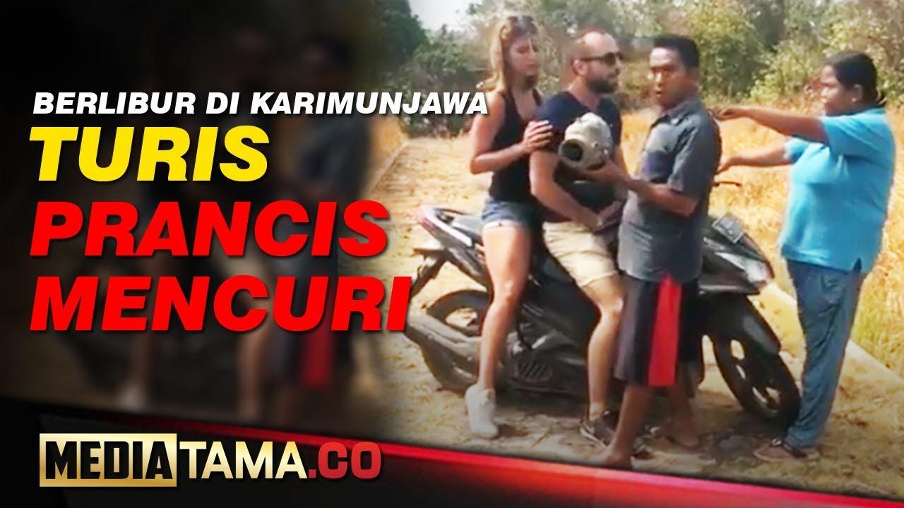 VIDEO : BERLIBUR, TURIS PRANCIS MENCURI