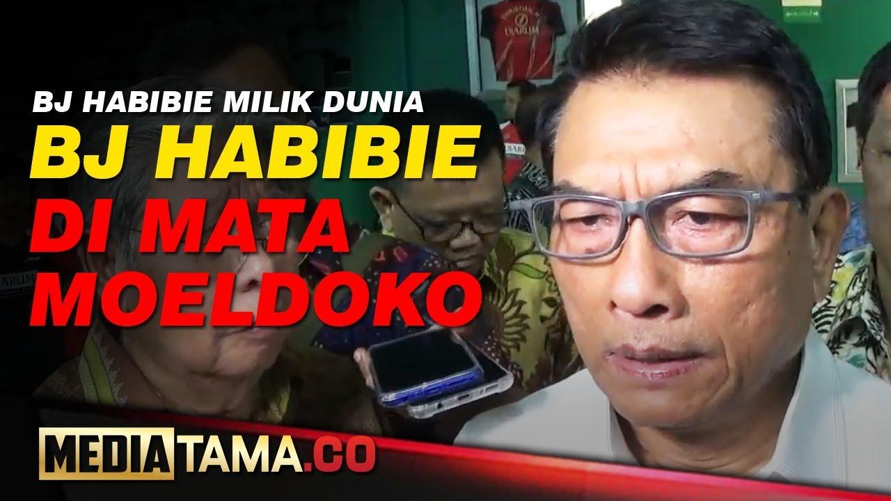 VIDEO: BJ Habibie Dimata Moeldoko