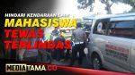 VIDEO : MAHASISWA TEWAS TERLINDAS TRUK