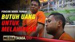 VIDEO : TERDESAK BIAYA PERSALINAN, PRIA NEKAT BOBOL RUMAH