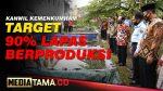VIDEO : Kanwil Kemenkumham Jateng Targetkan 90% Lapas Berproduksi
