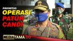 VIDEO : PRIORITAS OPERASI PATUH CANDI 2020