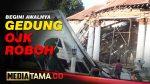 VIDEO : GEDUNG OJK JATENG - DIY ROBOH