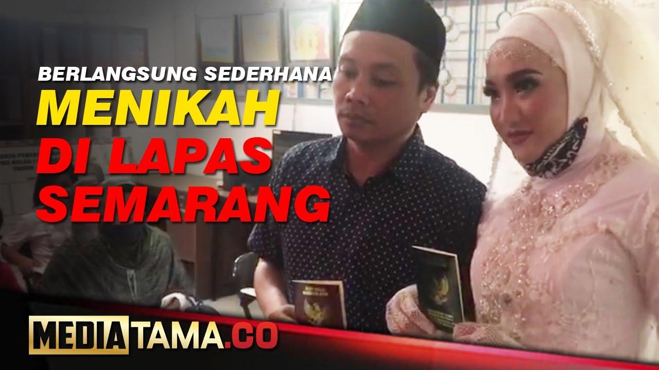 VIDEO : MENIKAH DI LAPAS SEMARANG