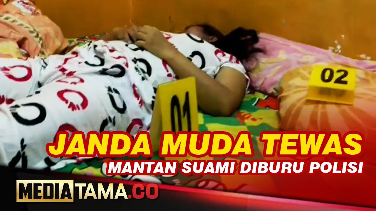 VIDEO : JANDA MUDA TEWAS DIBUNUH